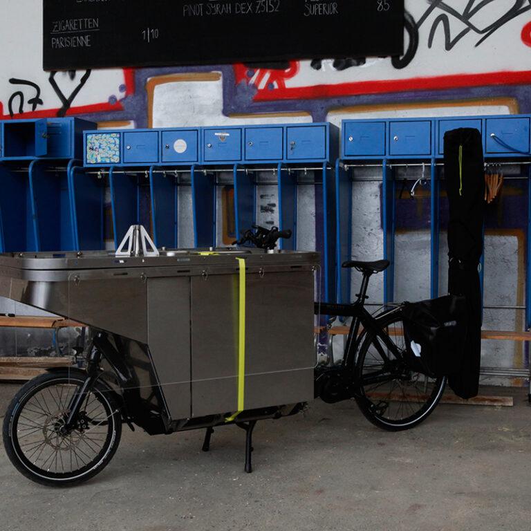 Catering bike
